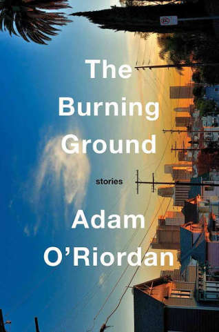 Cover image for The Burning Ground US edition